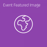 This is the default Event Featured Image that will show if you have not set a individual image for the event. You can set this in the Options > Metia Settings tab.