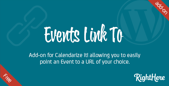 Events Link To for Calendarize it! - Point an Event to a URL of your choice