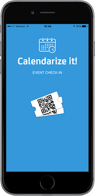 Event Check-in App for Calendarize it!
